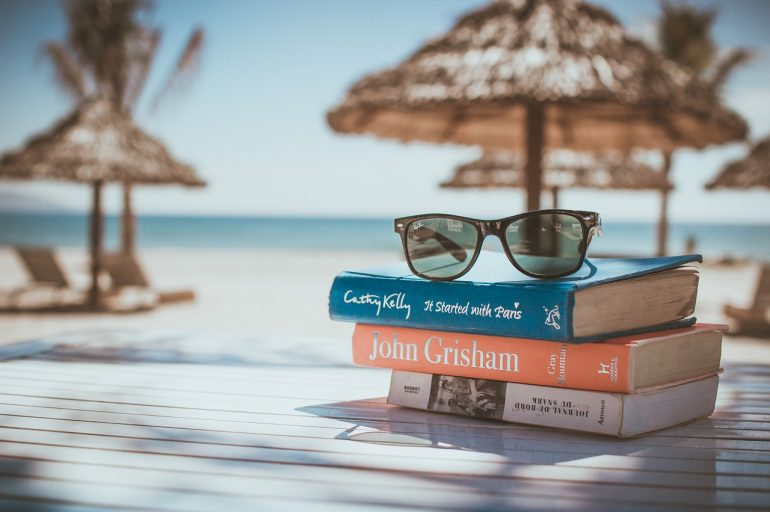 Books and Beaches: Where to Go & What to Read There