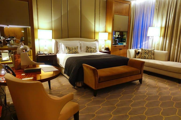 Executive King Room - Corinthia Hotel London