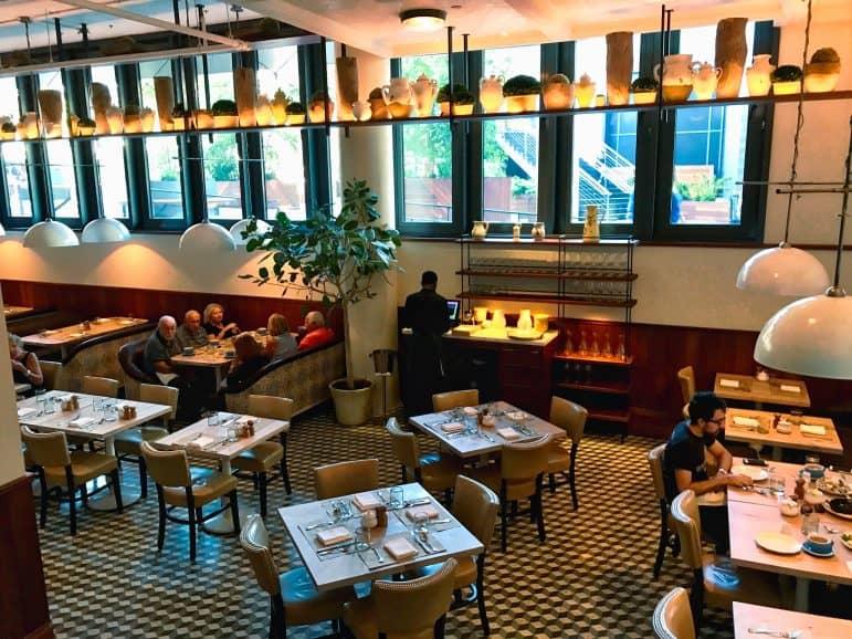 Leuca Restaurant - The William Vale