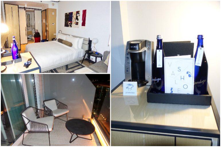 Gotham King Room Amenities - The William Vale Hotel