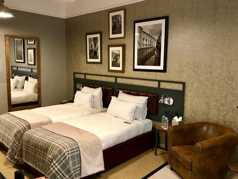Comfort Room - The Saint John