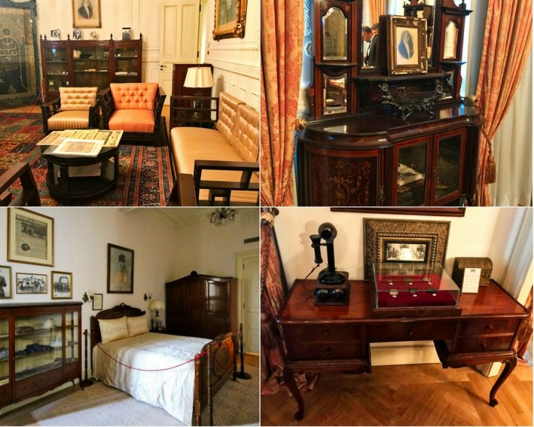 Ataturk Museum Room - Pera Palace