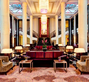 Discover Luxury, Elegance & Culture at the Corinthia Hotel St Petersburg Russia