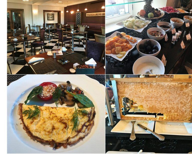 Agatha Restaurant and Buffet Selections - Pera Palace Istanbul