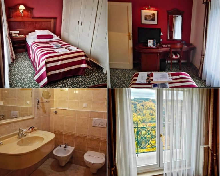 Single Room - Hotel Imperial Karlovy Vary