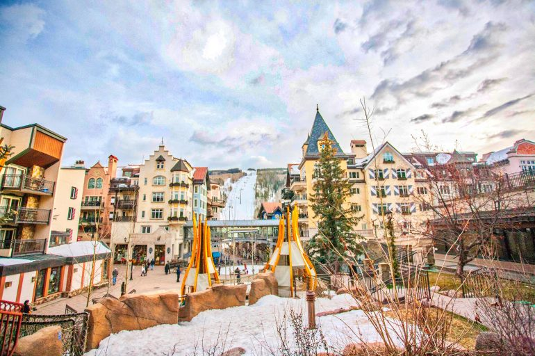 Quality Family Time in Vail, Colorado: A Winter Wonderland