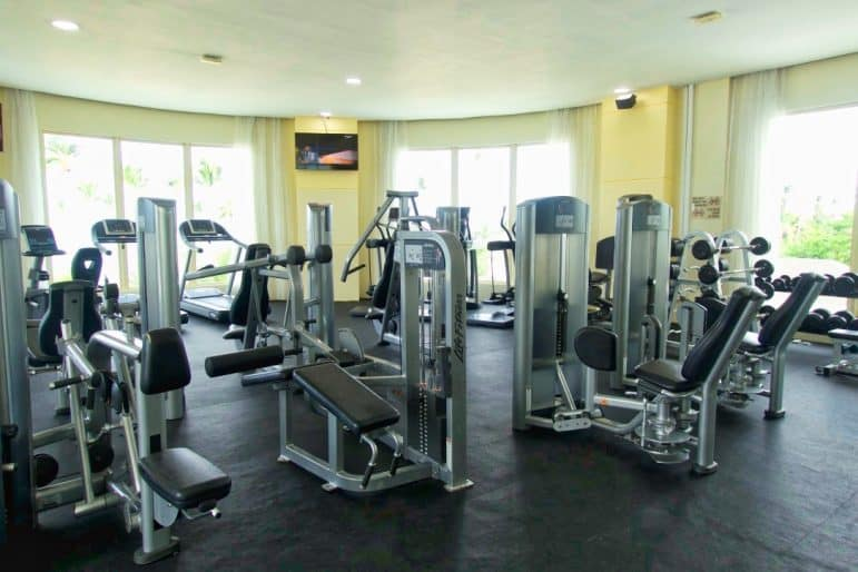 Iberostar Grand Hotel Bavaro Punta Cana Fitness Center
