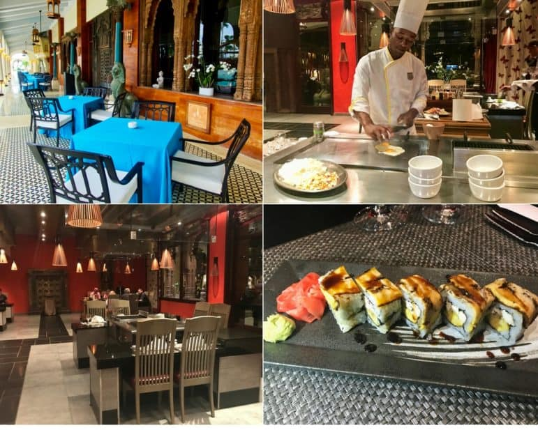 Hashira Japanese Restaurant - Iberostar Grand Hotel Bavaro Punta Cana
