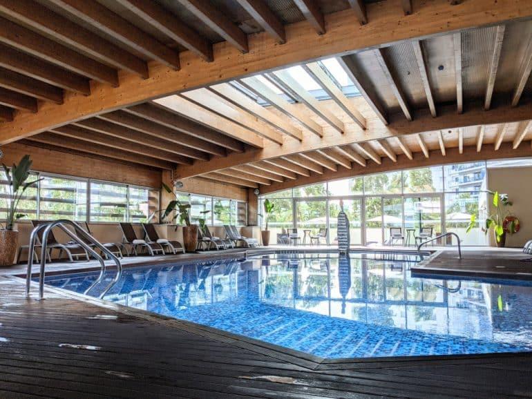 Swimming Pool Corinthia Hotel Lisbon