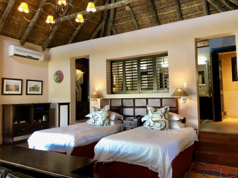Kichaka Luxury Game Reserve