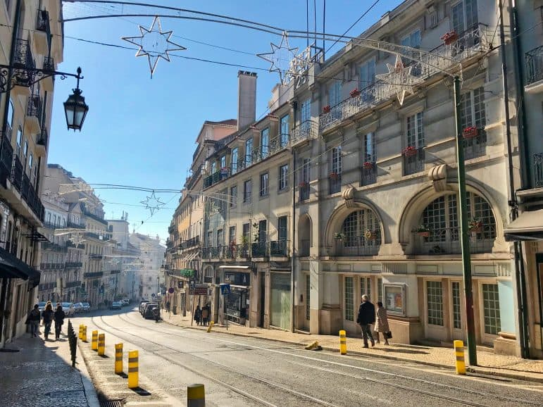 Chiado District, Lisbon