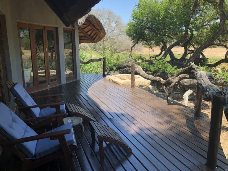 Pondoro Safari Game Lodge Tree Suite