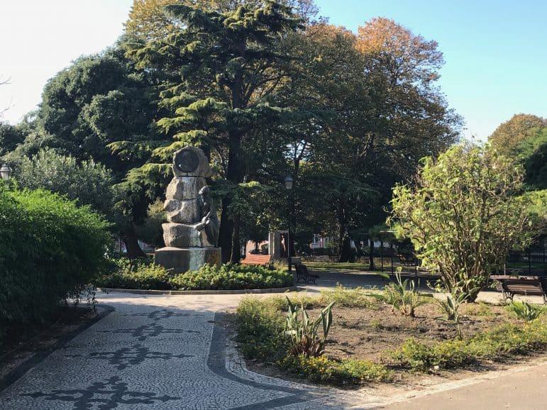 Principe Real Park, Lisbon