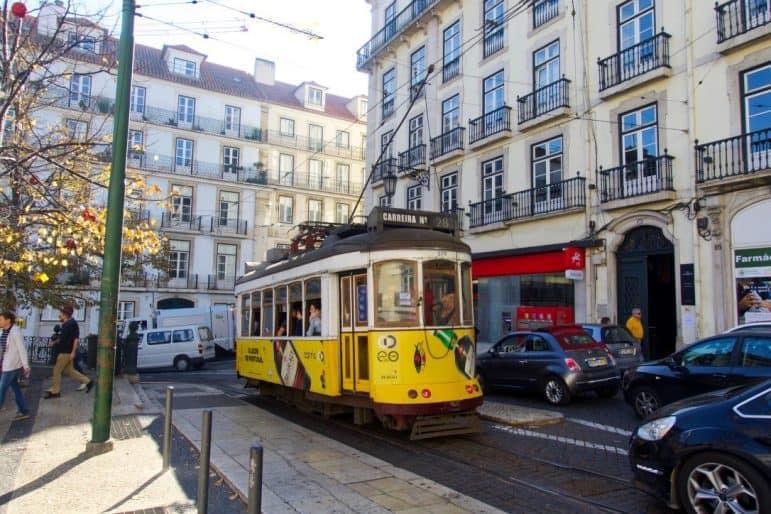 Tram 28, Lisbon