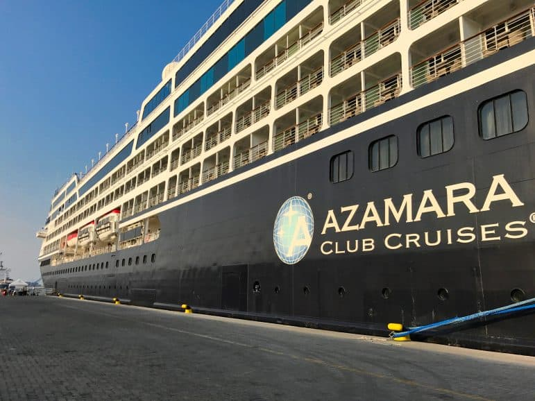 Amazara Journey Ship - Azamara Club Cruises