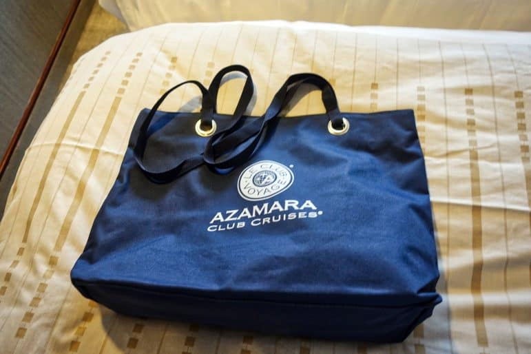 Beach Bag - Azamara Club Cruises