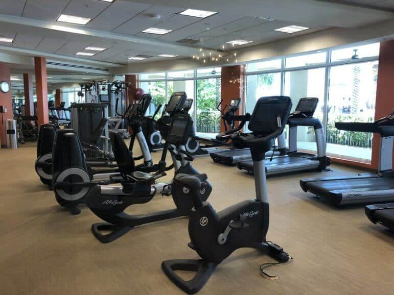 Fitness Center - Playa Largo Resort & Spa, Autograph Collection