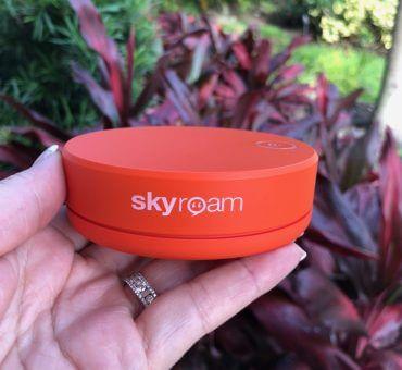 The Best WiFi Hotspot Device: Skyroam Solis