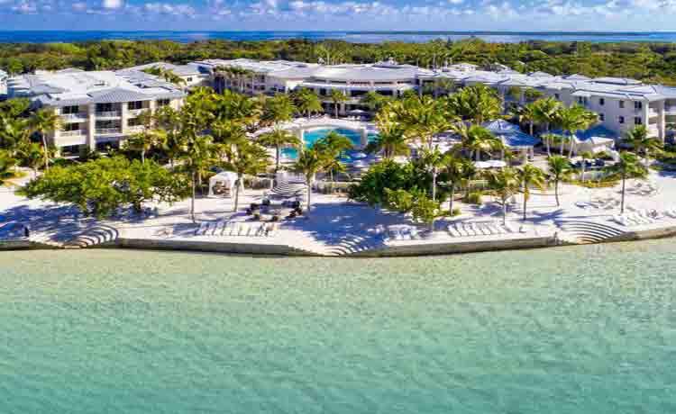 The Only 5-Star Hotel in Key Largo: Playa Largo Resort & Spa