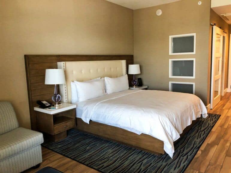 Partial Bay King Size Room - Playa Largo Resort & Spa, Key Largo