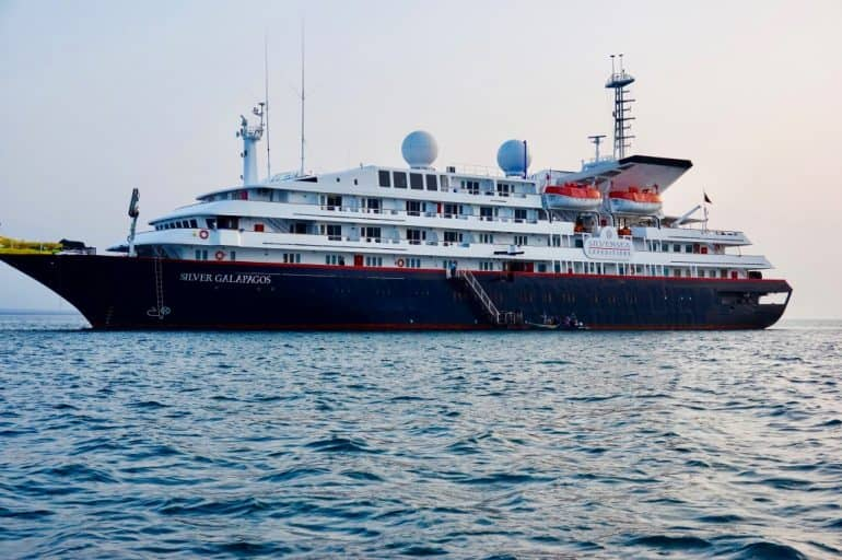 Silversea Expeditions: Exploring the Galapagos Islands on Silver Galapagos