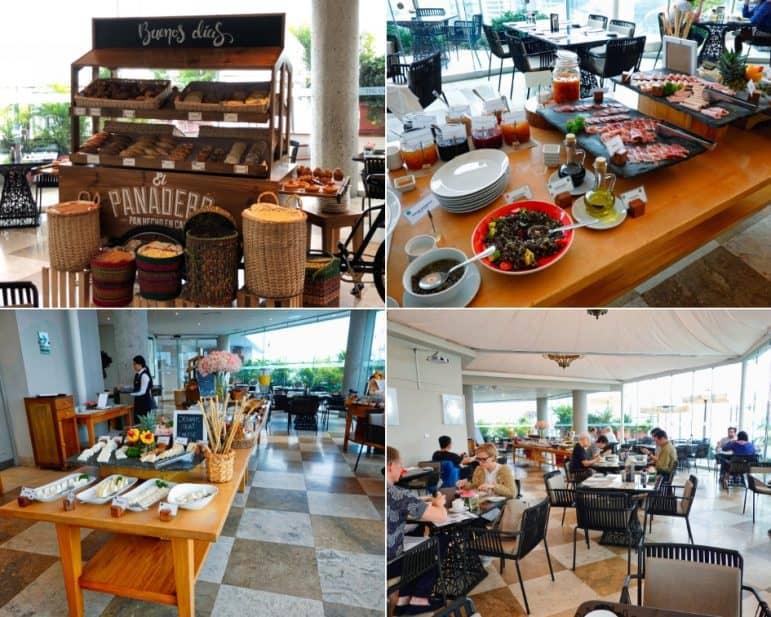 The Observatory Restaurant - Belmond Miraflores Park Lima Peru