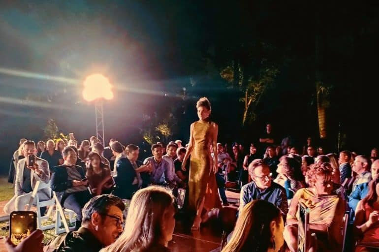 Alexis Carballosa Spring/Summer 2019 FEMBRA Collection Fashion Show
