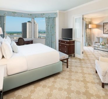 Ultimate Luxury in New Orleans: Windsor Court Hotel