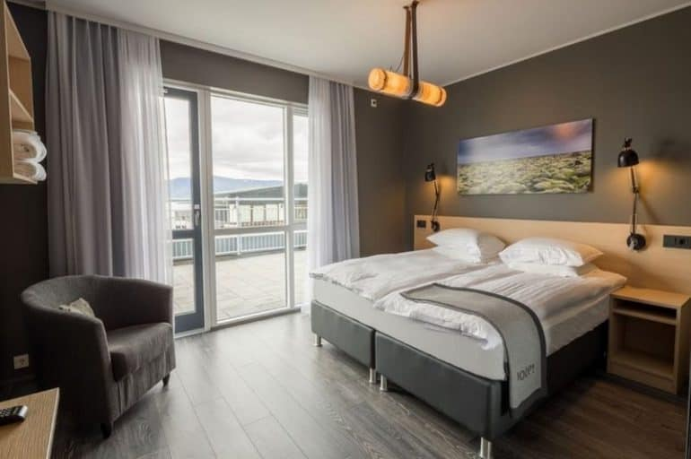 Alda Hotel Reykjavík: A Centrally Located Boutique Hotel