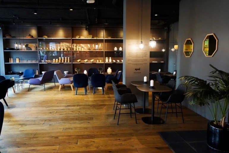 Alda Hotel Reykjavik - Lobby Area