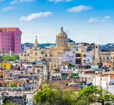 Forget Christmas: New Year's Eve In Havana, Cuba Has All The Party You Need