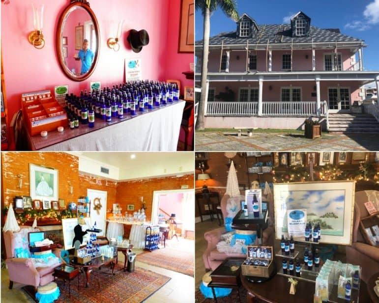 The Perfume Factory, Freeport Bahamas