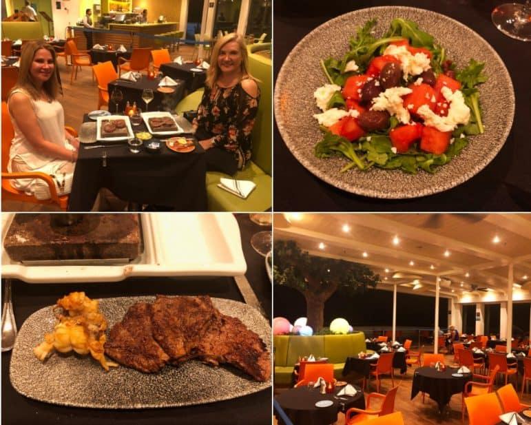 Rock Grill Restaurant - Grand Classica