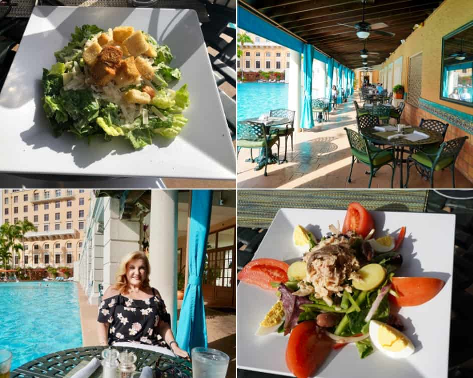 Cascade Poolside Cafe and Bar - The Biltmore Hotel & Resort