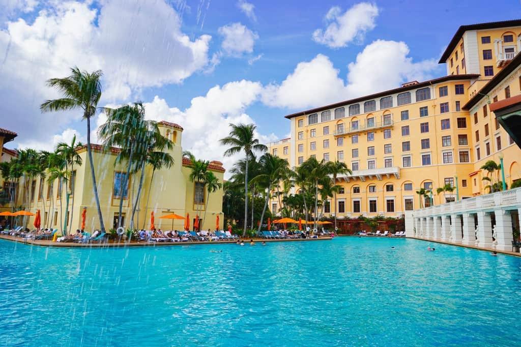 The Pool at The Biltmore Hotel & Resort