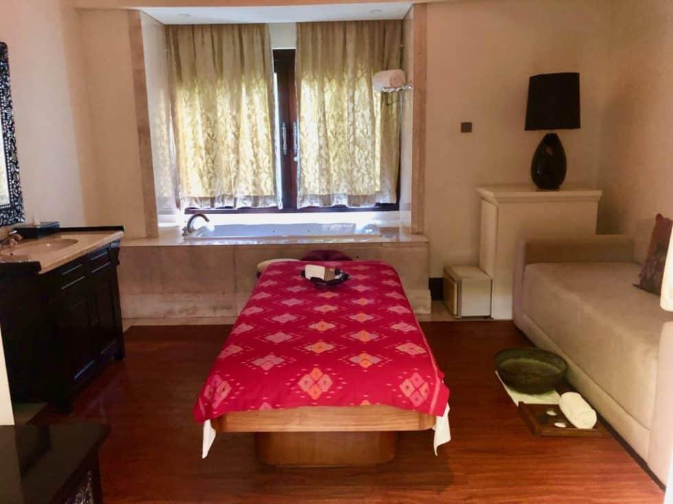 Massage Room - The Trans Resort Bali