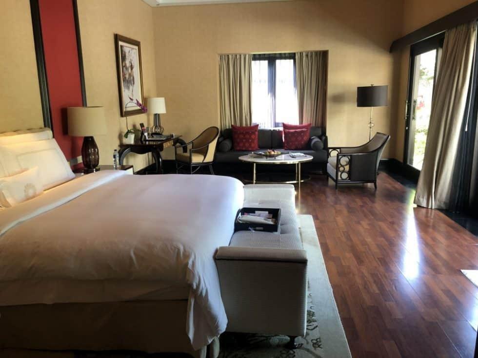 One Bedroom Villa Bedroom - The Trans Resort Bali