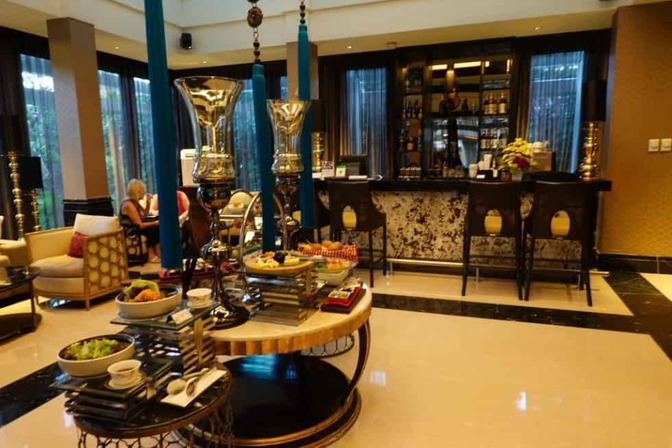 The Club Lounge - The Trans Bali Resort
