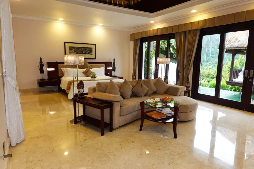 Deluxe Suite - Viceroy Bali Ubud