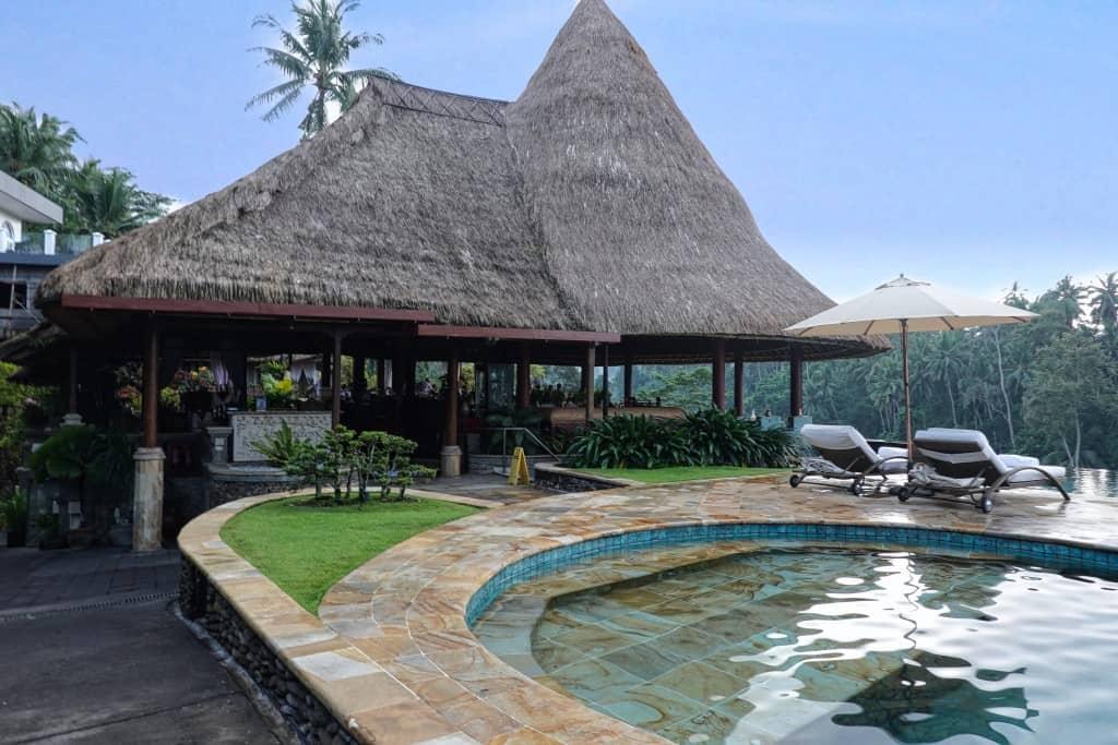 CasCades Restaurant - Viceroy Bali