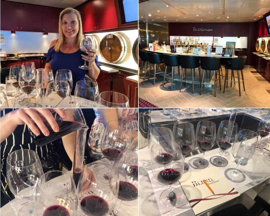 Blend Wine Experience - Holland America MS Koningsdam