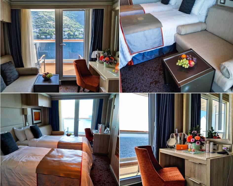 Holland America Verandah Suite MS Koningsdam