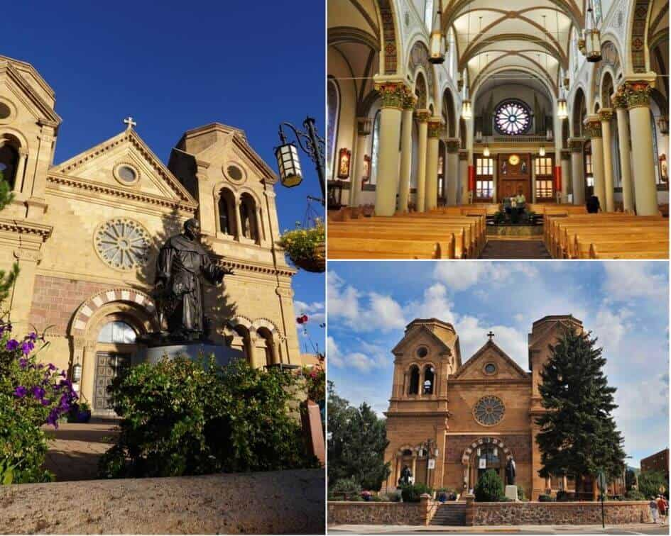 Cathedral Basilica of St. Francis of Assisi in Santa Fe