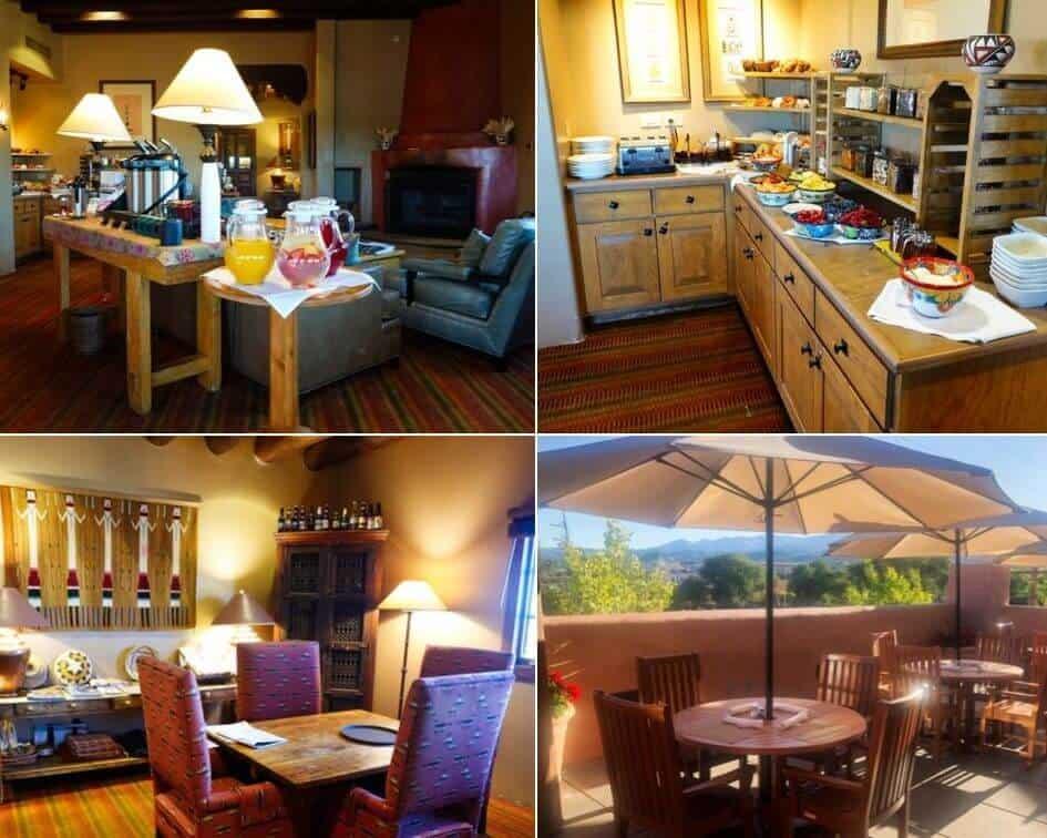 Hotel Santa Fe Lounge