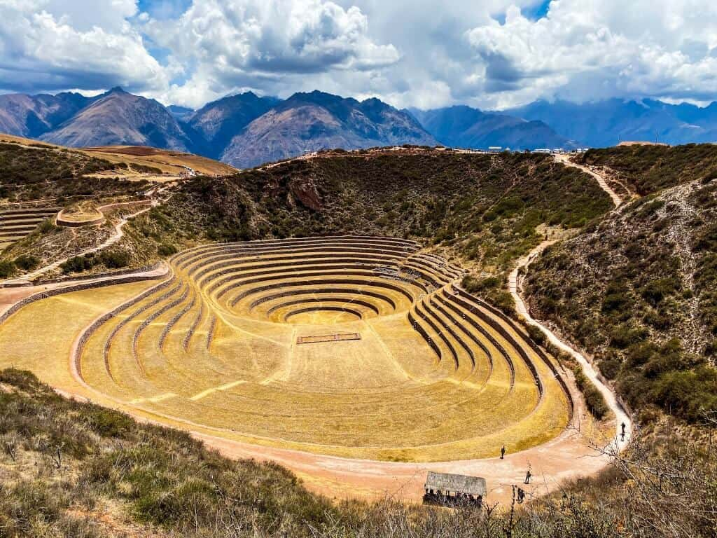 Moray Agricultural Terraces of the Incas