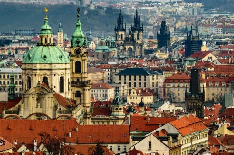 4 Reasons to Make Prague Your Next Winter City-Break