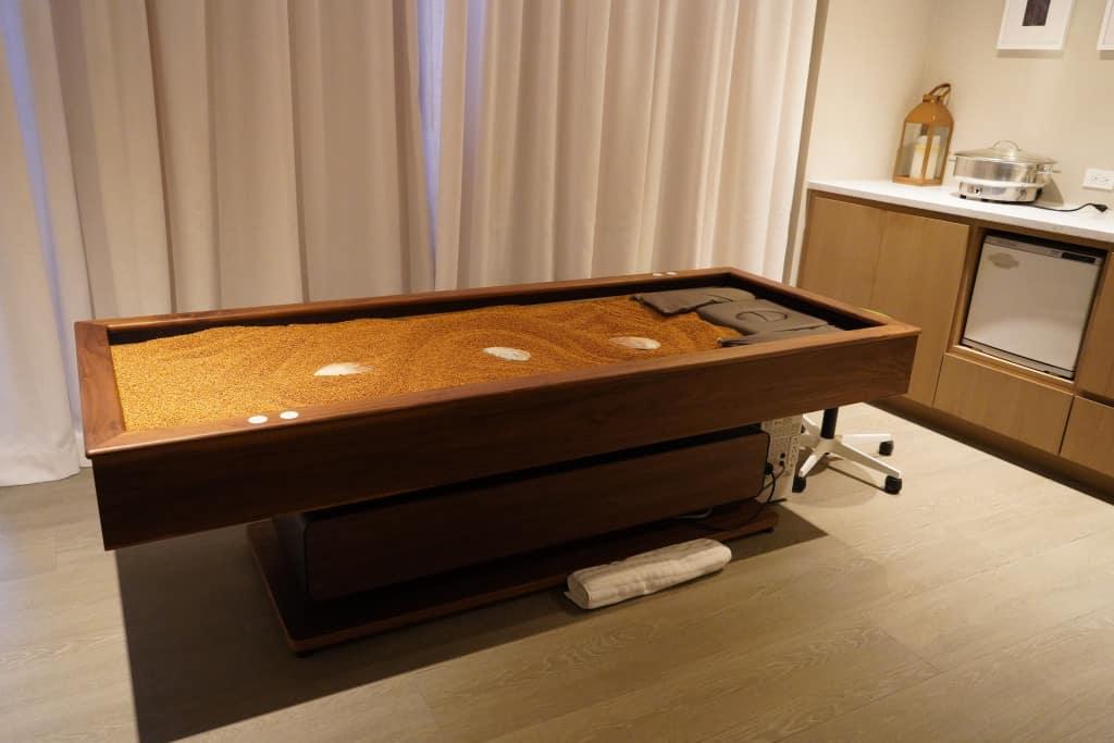 Quartz Bed - The Spa at Auberge