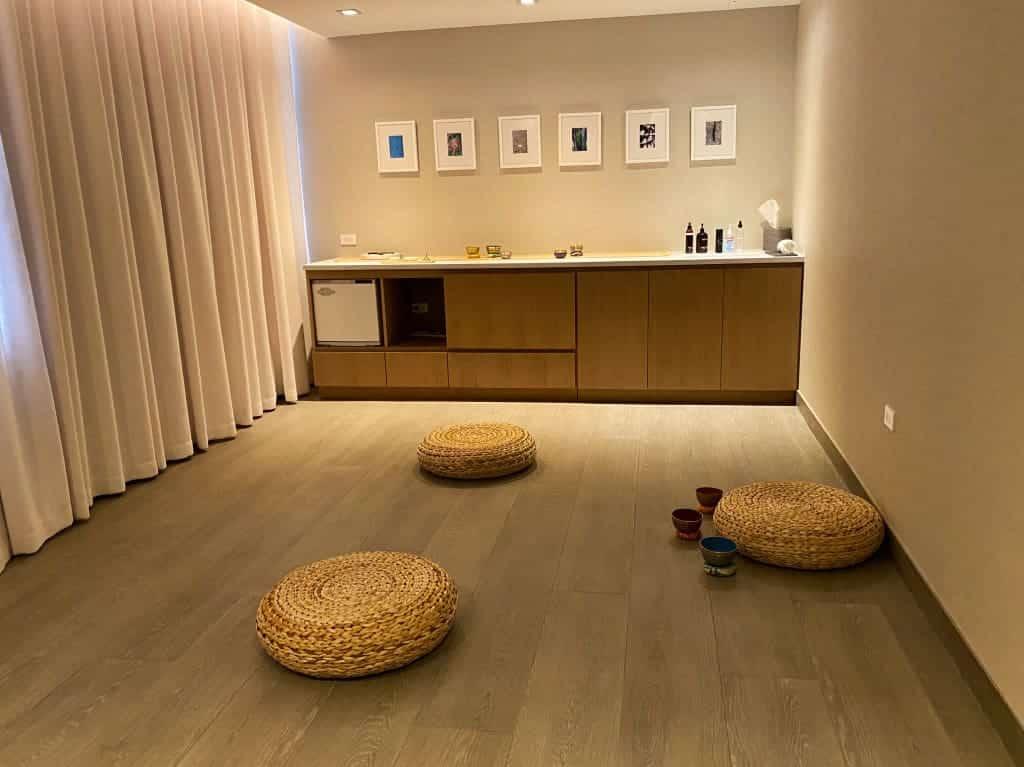 Meditation Room - The Spa at Auberge