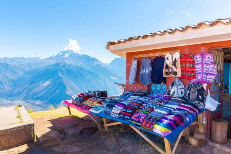 How To Enjoy Peru From Home: Unboxing Souvenirs #DreamThenTravel