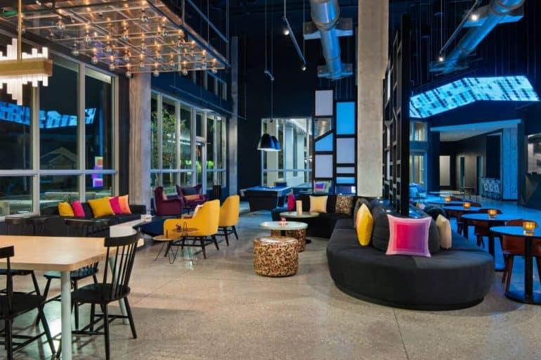 Staycations in Florida: Aloft Delray Beach Hotel